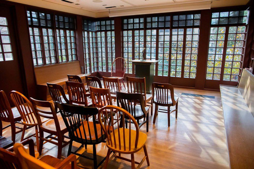 Kelly Writers House Arts Cafe.